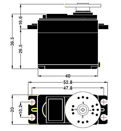DFRobot_FIT0004_schemat