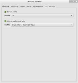Odroid USB-SPDIF